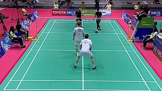 Spanish International: Semifinal dobles masculino