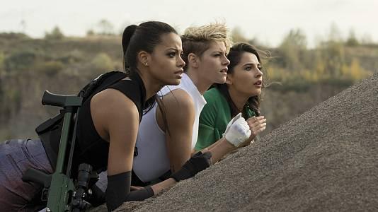 Primer tráiler de 'Los Ángeles de Charlie', dirigida por Elizabeth Banks y protagonizada por Kristen Stewart