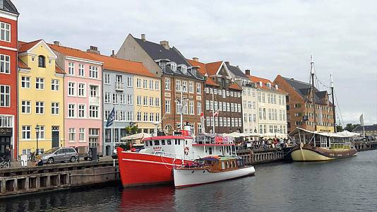Dinamarca, espíritu Hygge