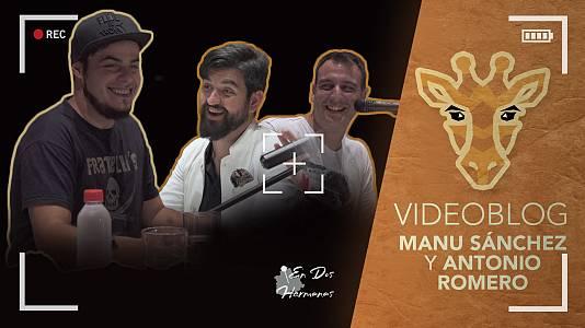 Mira ya el programa 16 con Manu Sánchez y Antonio Romero