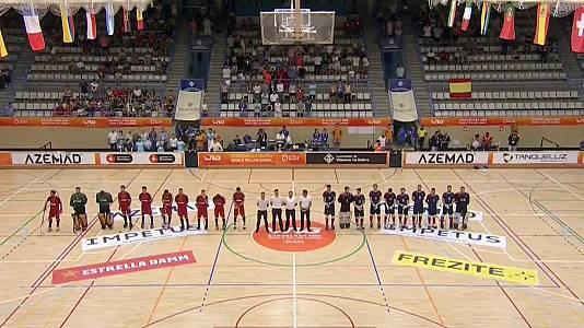 World Roller Games masculino: España - Francia