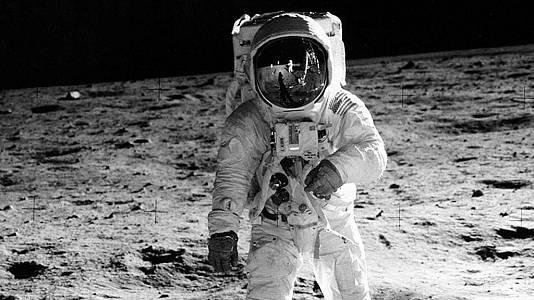 La retransmisión de la llegada a la Luna, por Jesús Hermida
