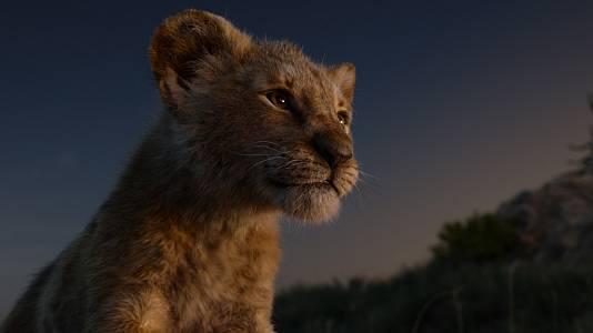 Tráiler de 'El rey león'