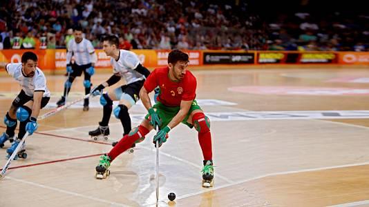 World Roller Games:  Final masculino: Argentina - Portugal