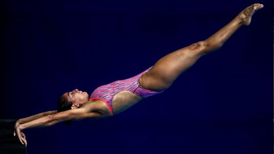 Saltos: Final 10Mts. Femenino