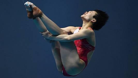 Saltos: Final 3m femenino