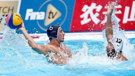 Waterpolo Masculino 1/8 de Final: Grecia - USA