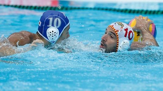 Waterpolo Masculino 1/8 de Final: España - Japón