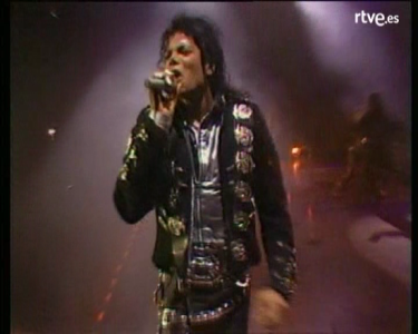 El Rei del Pop a Barcelona