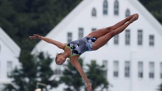 Saltos: High Diving 20m Femenino 3ª y 4ª ronda