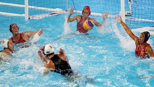 Waterpolo Femenino Final: EE.UU. - España