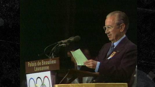 Pere Barthe recorda els Jocs Olímpics de Barcelona 92