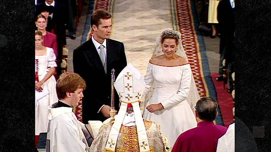Sandra Sabatés recorda el casament de l'Infanta Cristina