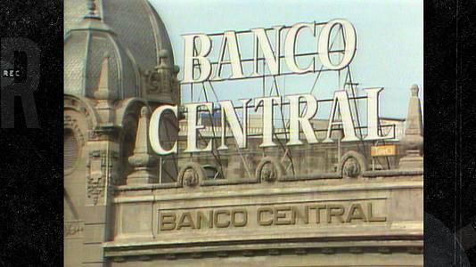Pitu Abril recorda l'assalt al Banc Central