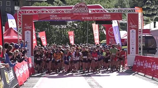 Trail Skyrace Comapedrosa - Skyrunner World Series Andorra