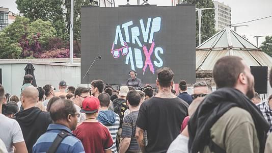 Atrvpadxs - Apertura de la segunda temporada