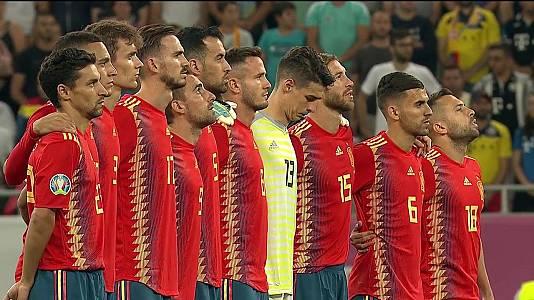 UEFA Qualifiers 2019: Rumanía - España