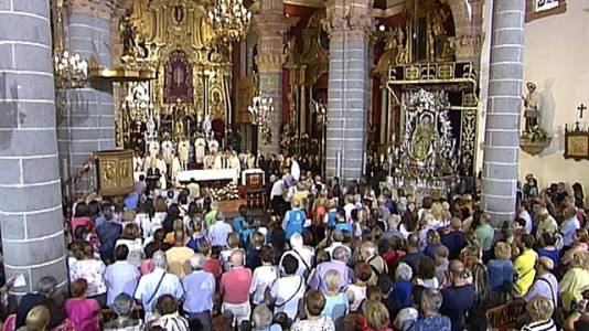 Desfile militar, Misa y Procesión en honor a la Virgen del Pino 2019 -08/09/2019