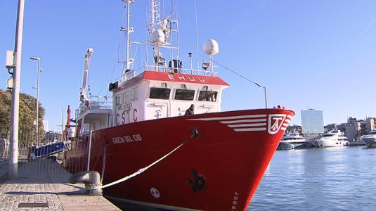 Flota oceanográfica y construcción naval