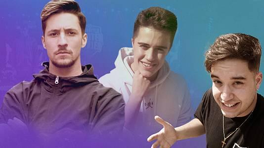 Kapo13 asiste a la Gold Battle Madrid y FMS Argentina