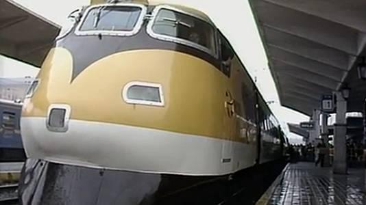 Los primeros trenes modernos