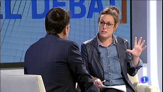 Mireia Vehí, candidata a les eleccions generals per la CUP