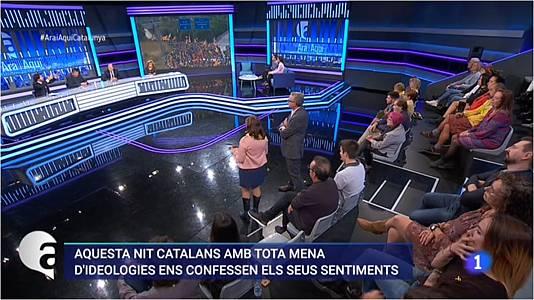 Quin és ara el sentiment dels catalans?