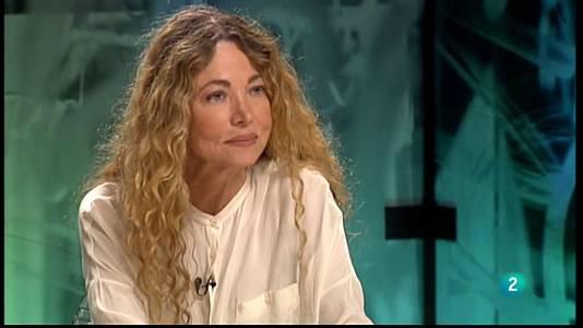 L'escriptora Ángela Becerra
