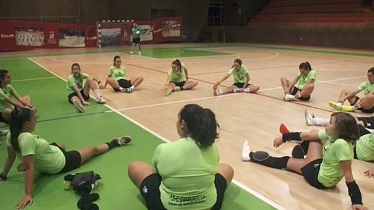 "Fútbol Sala femenino ""Ad Cefo"""