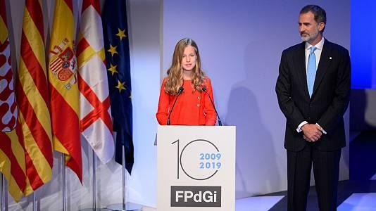 Entrega Premios Princesa de Girona 2019