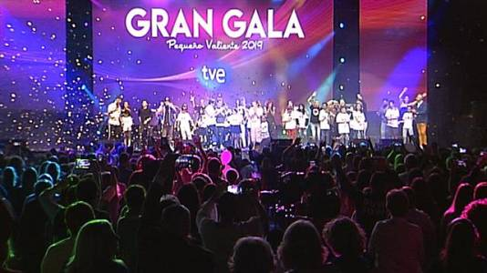 GALA PEQUEÑO VALIENTE 2019