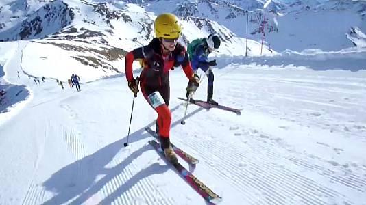Esquí de Montaña - Mujer y Deporte Puro Fair Play de Altura