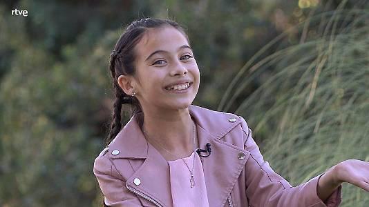 Melani, rumbo a Eurovisión Junior