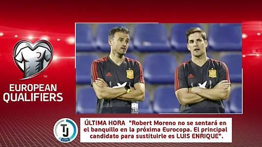 Programa Clasif. Eurocopa 2020 Previo: España - Rumanía