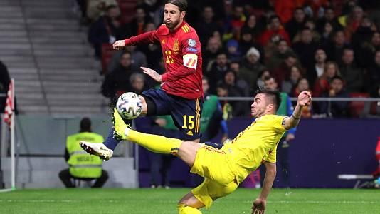 UEFA. Clasificación Eurocopa 2020: España - Rumanía