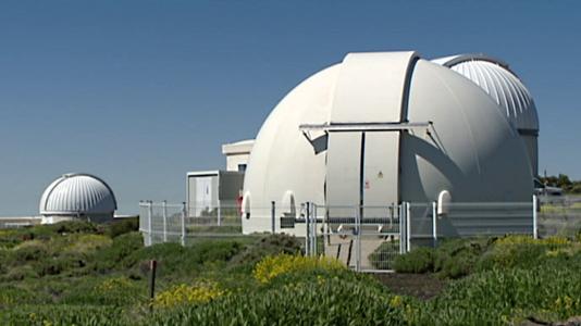Astrofísica en el Teide y Puentes para la excelencia