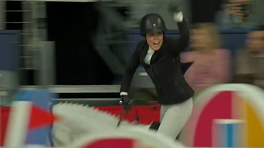 Concurso de saltos Madrid Horse Week. Gran Premio Copa del M