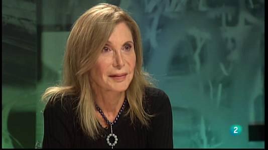 L'escriptora i periodista Pilar Eyre