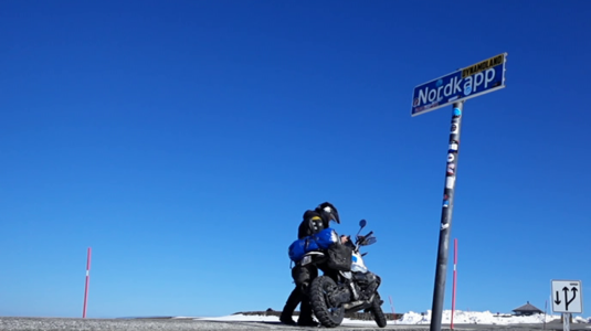 Carreteras extremas 2 - Llegada a Cabo Norte