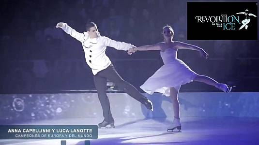 "Programa previo ""Revolution on ice 2019"""