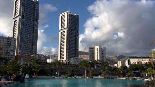 Tenerife, entre sol y playa cocina rica y arquitectura