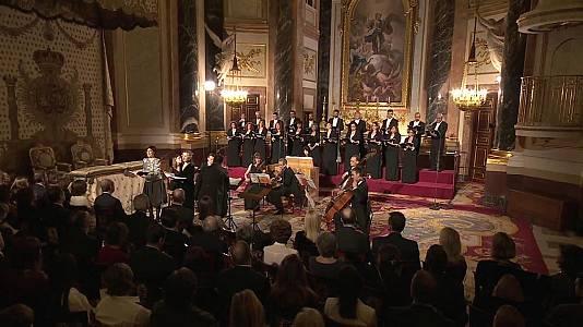 Música en Navidad (Palacio Real)
