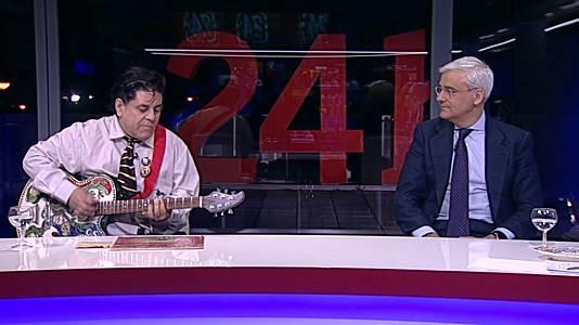 La hora Cervantes - 09/01/20