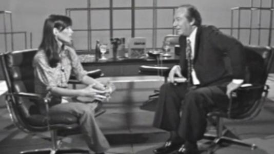 Geraldine Chaplin, Xavier Corberó y Néstor Luján
