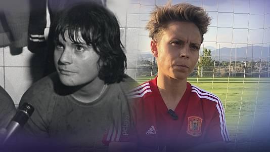Las pioneras del fútbol femenino español