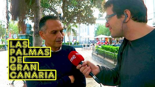 'Nómadas' en Las Palmas de Gran Canaria