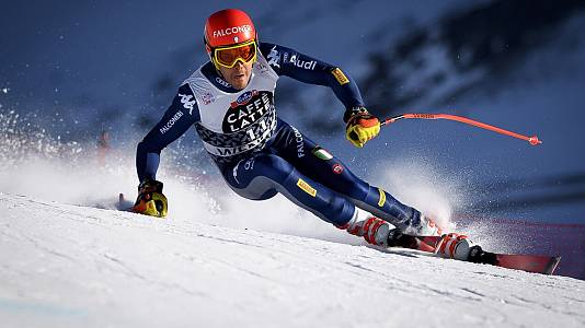 Esquí Freestyle - Copa del Mundo Finales Slopestyle. Prueba Seiser Alm