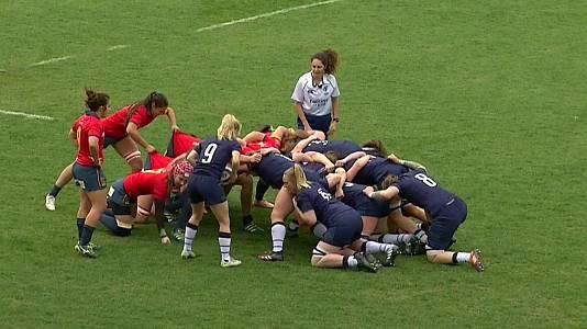 Test Match Selección Femenina: España - Escocia