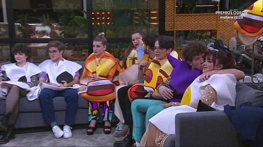 El chat: Gala 1