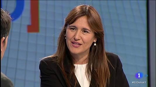 Laura Borràs, de JxCat, defensa un tancament de files amb Q